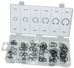 DURATOOL D01892  Circlip Set Internal 100Pc